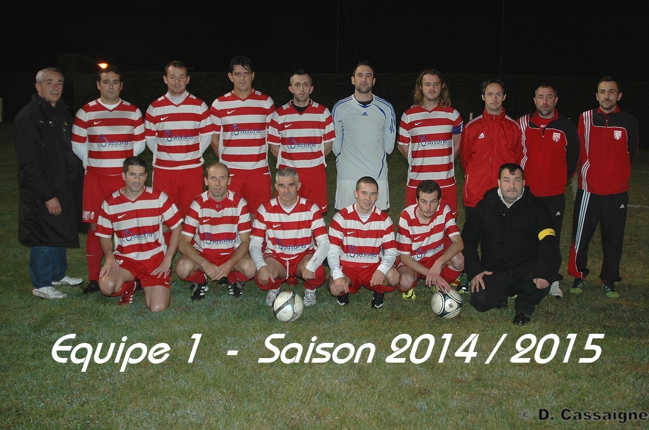 Equipe 1  2014-2015