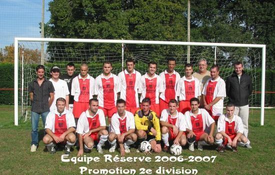 Equipe 2 2006-2007