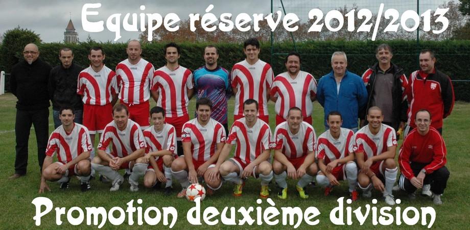 Saint Justin Equipe 2 2012/2013