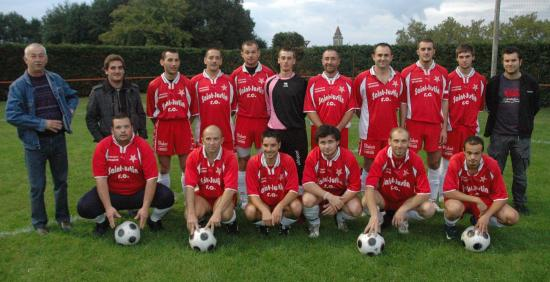Saint Justin Equipe 2 2010/2011