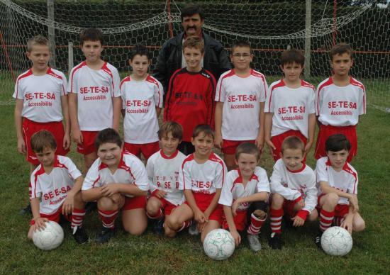 Saint Justin U 11 2010/2011