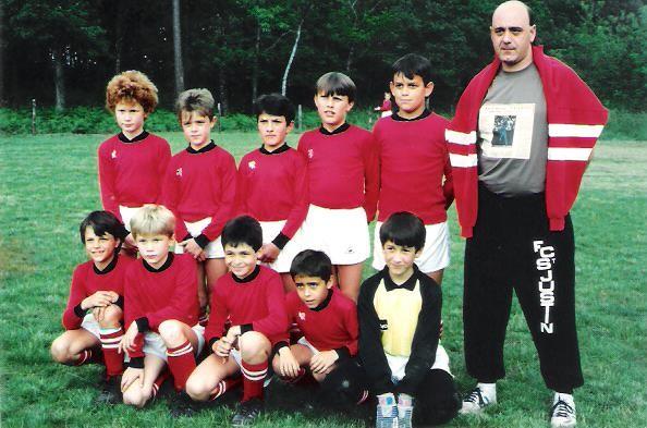 Poussins 90-91