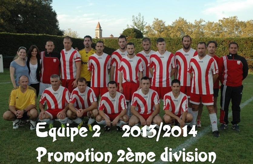 Réserve 2013/2014