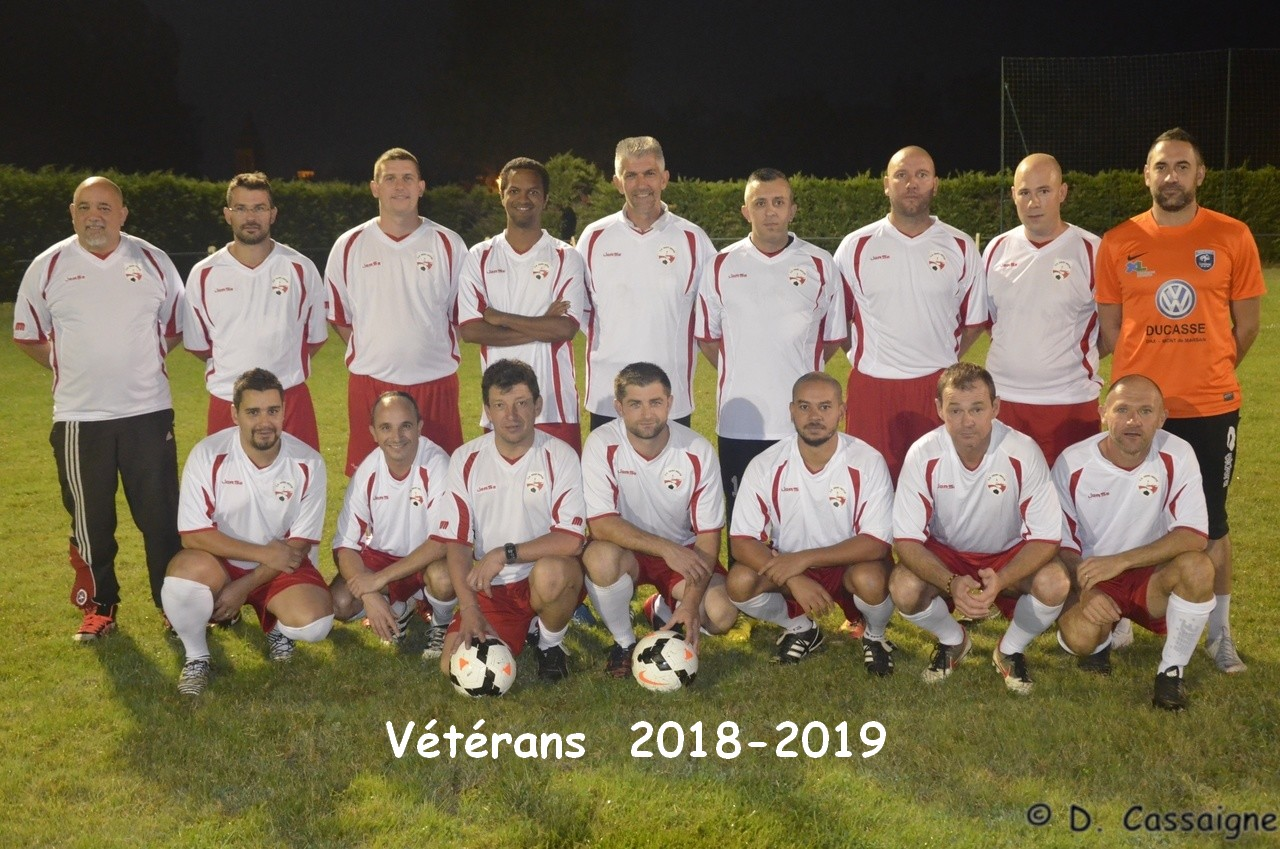 Vétérans 2018-19