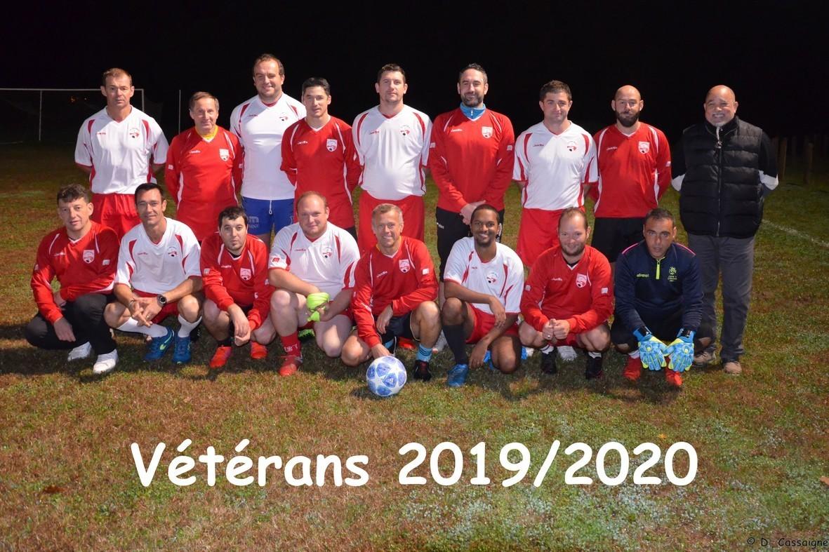 Vétérans 2019-20