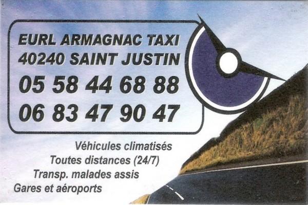 Armagnac taxi