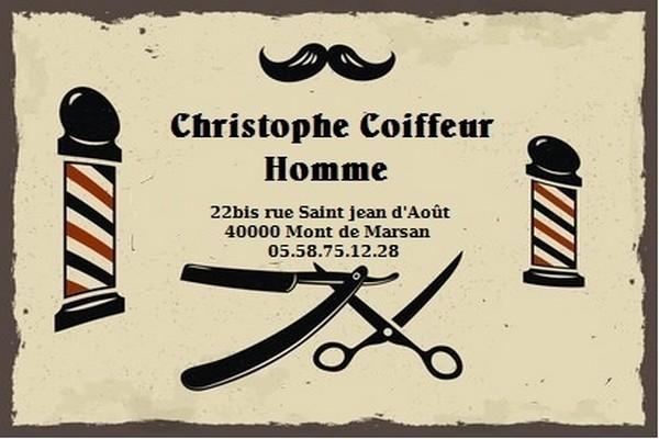 Christophe coiffeur