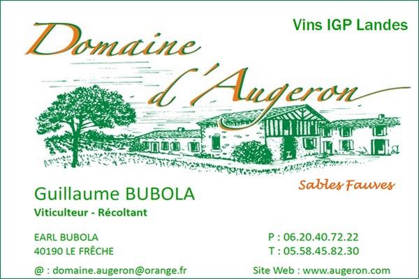 Domaine d'Augeron